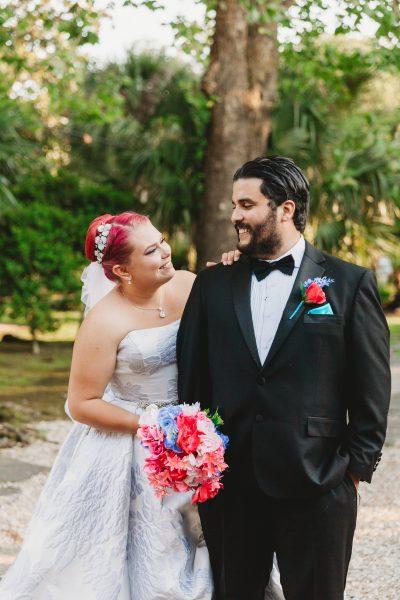 Christie & Adrian